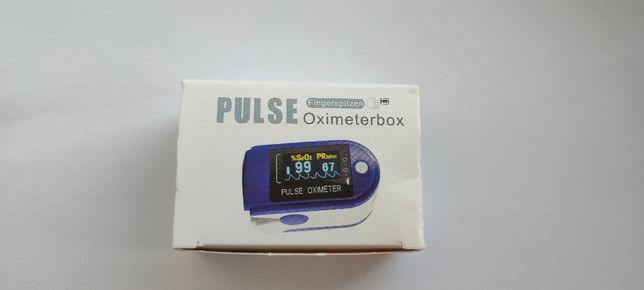 Пульсоксиметр прибор для измерения кислорода в крови. Есть (ОПТ)