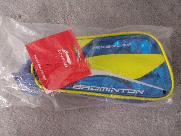 Nowa kosmetyczka Li-Ning badminton niebieska
