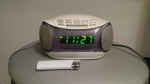 Radio kuchenne/  radio budzik
