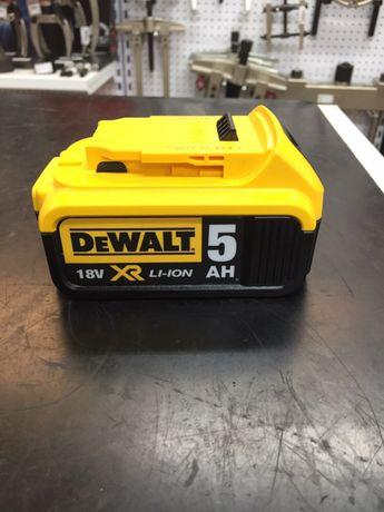 Bateria carril XR 18V Li-Ion 5,0Ah DeWALT DCB184