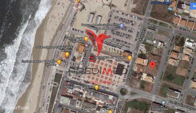 Terreno urbano com 3000m2 na Praia da Vagueira