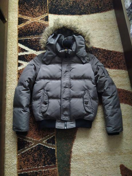 Продам куртку на мальчика/ куртка, пуховик Benetton + Торг