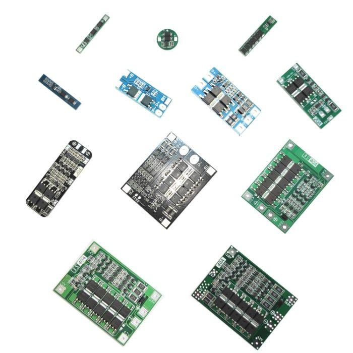 BMS 1S (4,2В) 2S (8,4В) 3S (12,6В) 4S (16,8В) для li-ion аккумуляторов Киев - изображение 1