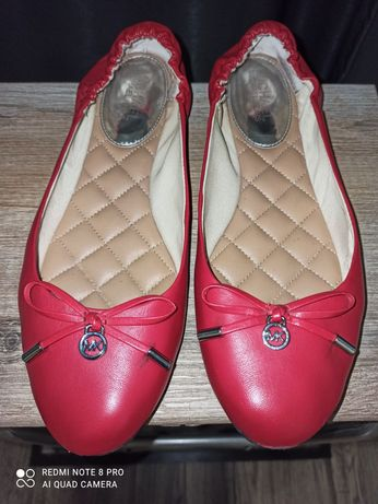 Продам балетки Michael Kors, натуральная кожа