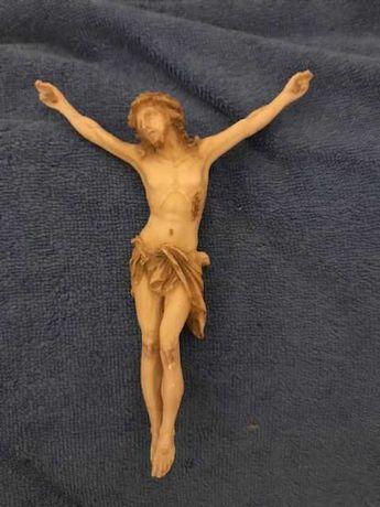 Cristo antigo em marfinite