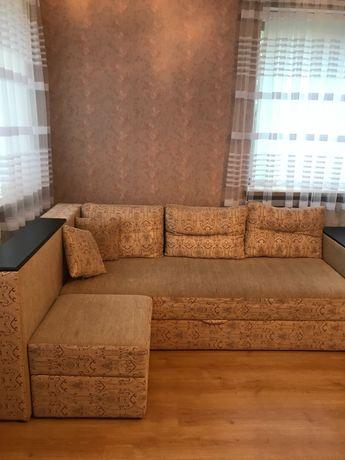 Кутовий диван б/у