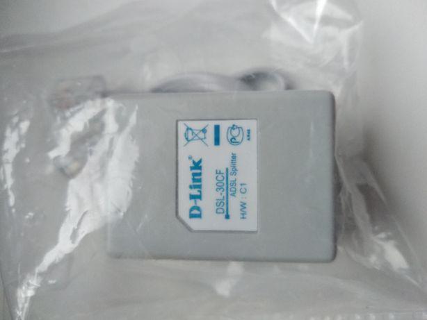 Сплиттер D-Link DSL-30CF(100₽)