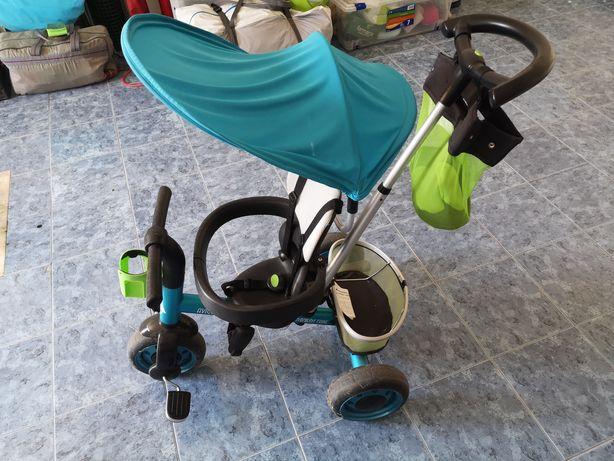 Triciclo criança evolutivo
