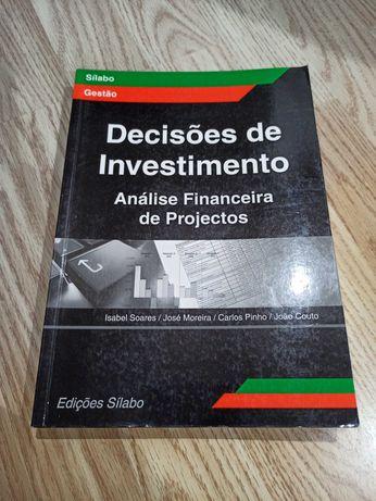 Livro Decisões de Investimento - Análise financeira de projetos