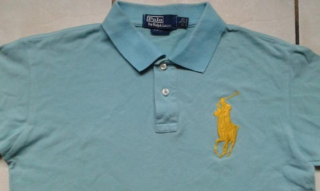 POLO by Ralph Lauren koszulka polo, bluzka, polówka, rozmiar M / L