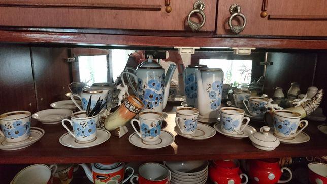 Чайный сервиз ссср, посуда