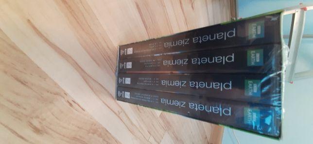 Planeta Ziemia zestaw BOX 12 płyt CD