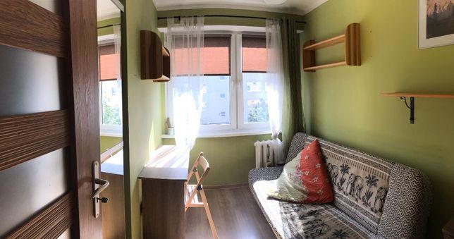 Pokój w mieszkaniu trzypokojowym, GAGARINA, 3 min. do UMK