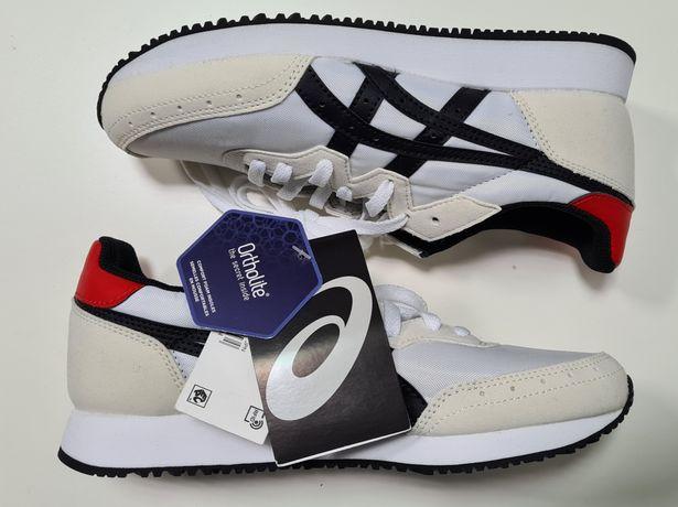 Nowe Asisc Tarther rozm 37,5 damskie sportowe buty białe