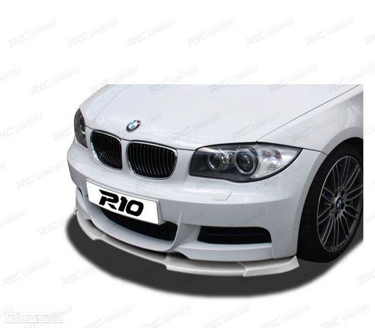 SPOILER DIANTEIRO BMW S1 E82 / E88 M-PAKET / M-TECHNIK VARIO-X