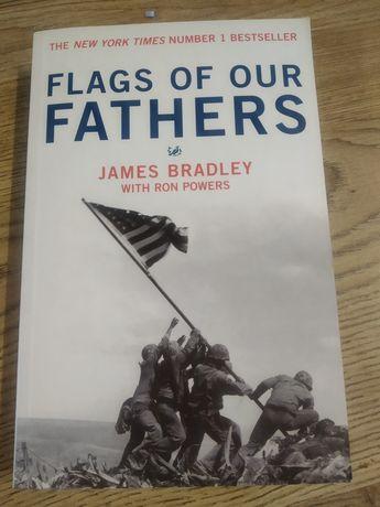 Книга на английском Flags of our fathers