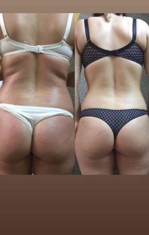Вакуумно-роликовий масаж усього тіла вакуумний масаж ковель та обличчя