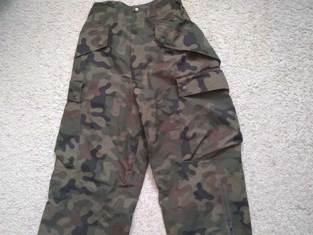 Spodnie wojskowe ochronne Gore Tex