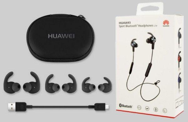 Sportowe słuchawki HUAWEI AM61 IPX5 ETUI