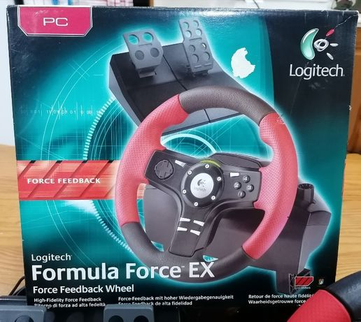 Volante Logitech Formula Force EX