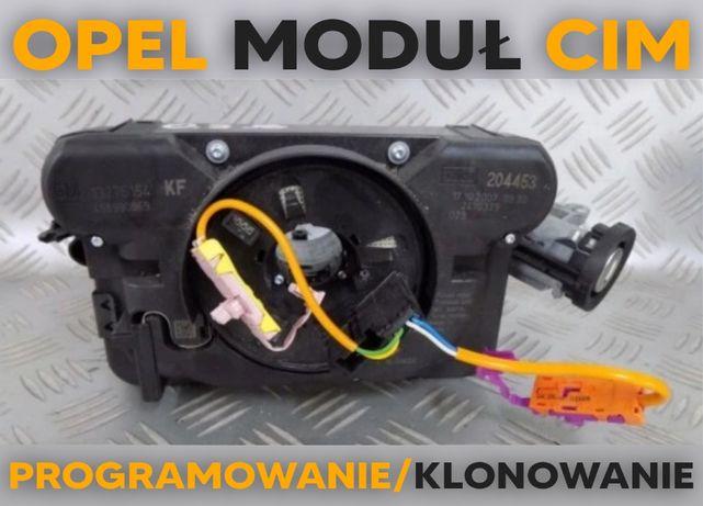 Moduł CIM Opel - Programowanie, Klonowanie