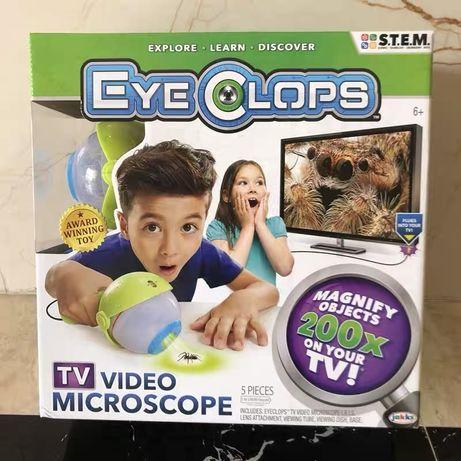 Игра микроскоп