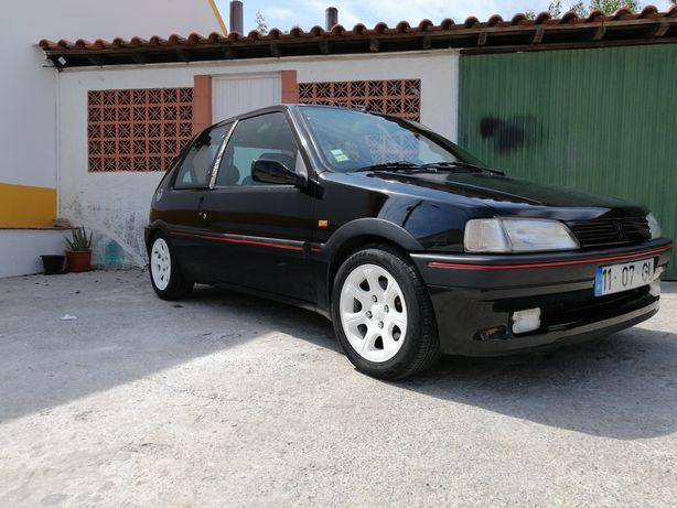 Peugeot 106 xsi - Fotos atuais