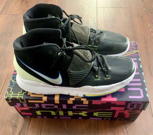 Buty Nike Kyrie 6 Shutter Shades, roz. 48,5 NOWE, koszykówka, NBA