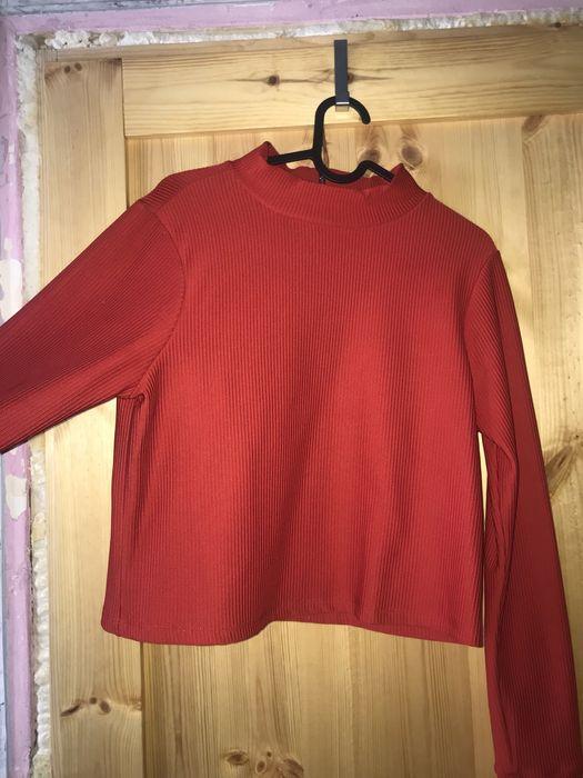 Czerwona bluza Świętochłowice - image 1