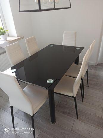 Sprzedam stół i 6 krzeseł w stanie idealnym