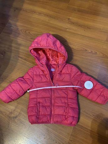 Яркая куртка весна-осень для девочки 18-24