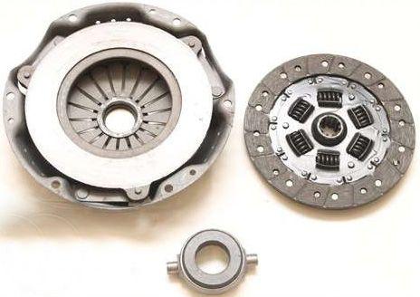 Комплект сцепление москвич 412 ИЖ 2140 азлк 2141 диск корзина ОДА