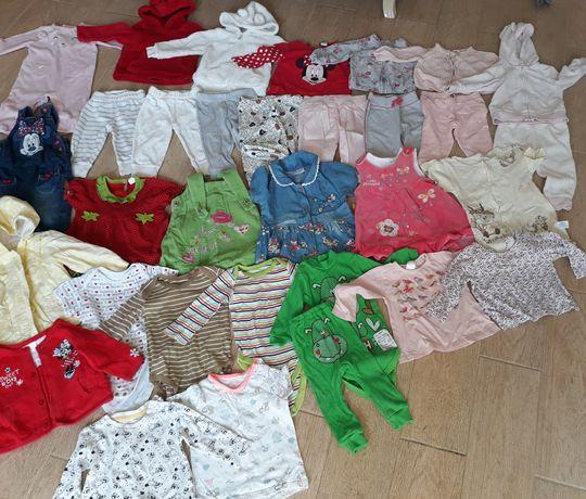 Пакет одежды 6-9 месяцев