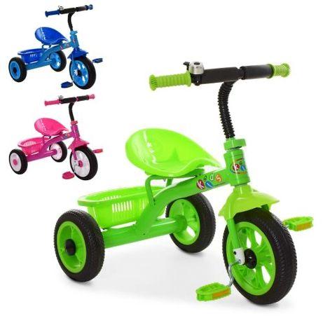 Детский трехколесный велосипед Profi Kids M 3252
