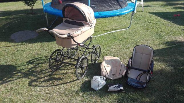 Wózek retro jarfex
