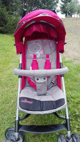 Wózek spacerowy Travel Quick firmy Baby Desing