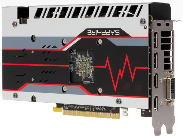 Видеокарта/GPU AMD Sapphire RX580 Pulse 4 GB (RX470/RX570/ SAPPHIRE