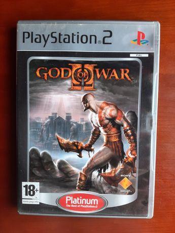 Gof of War II playstation 2