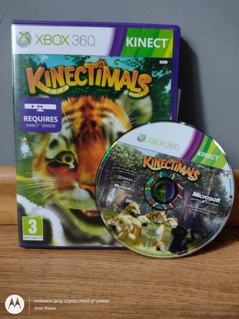 Kinect Kinectimals PL Xbox 360