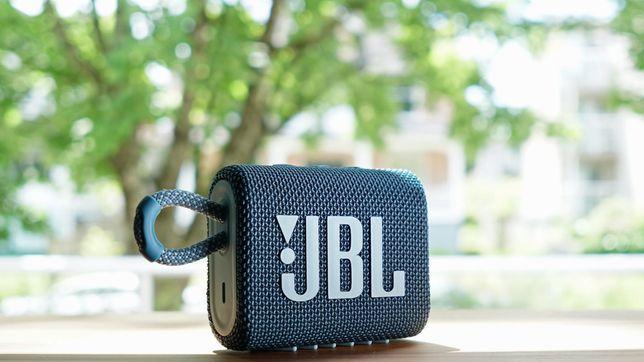 Coluna Bluetooth JBL Go 3 (Autonomia: até 5h)