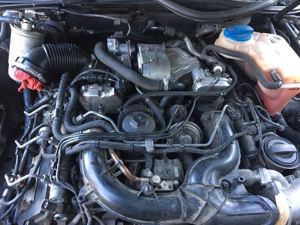 Silnik Audi A6C6 3.0 tdi v6