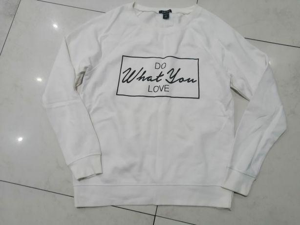 Bluza biała r. L