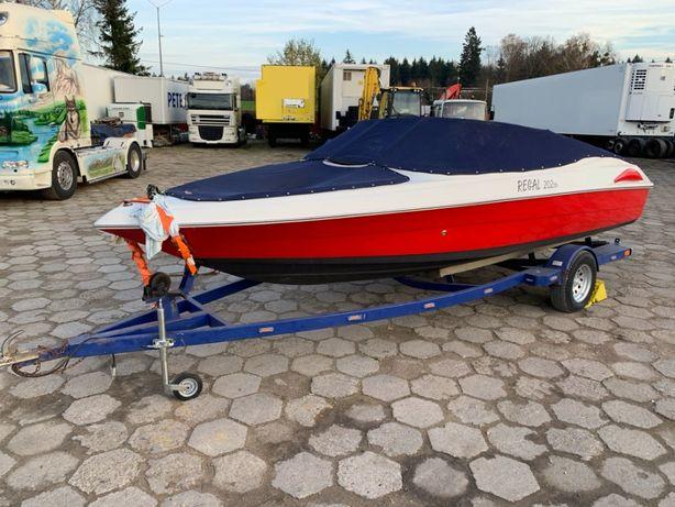 Motorówka / Jacht / Łódka / REGAL MARINE MERCRUISER V6 4.3L !!