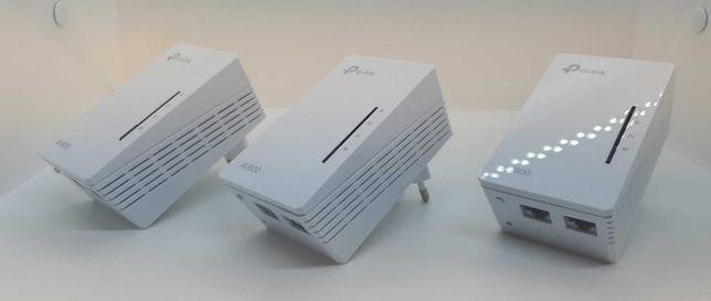 Powerline Extender TP-Link TL-WPA4220 AV600 Wi-Fi NOVO+OFERTA PORTES
