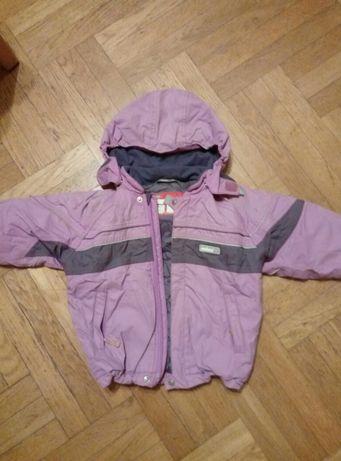 Рейма Reima tec р.86+6 куртка, полукомбинезон, флис комбинезон