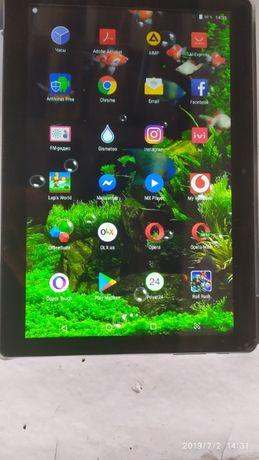 ИННОВАЦИОННЫЙ Планшет Hoozo X1001 Full HD 32Gb LTE Jet Black + ЧЕХОЛ и