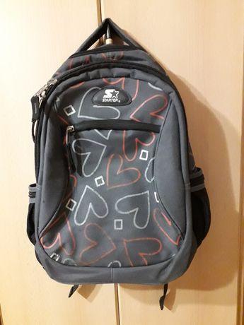 Plecak szkolny dziewczęcy Starter
