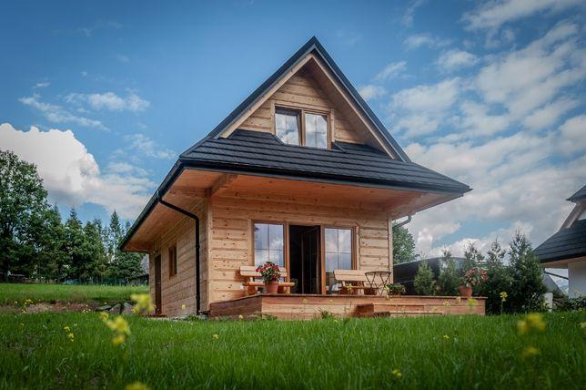Harny Domek Domek w górach Kościelisko Zakopane Tatry Nocleg