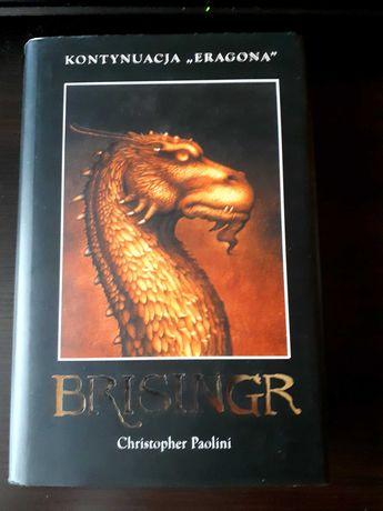 """Brisingr"" Christopher Paolini"