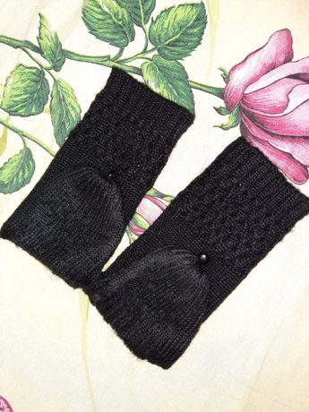 Перчатки , варешки вязаные обмен